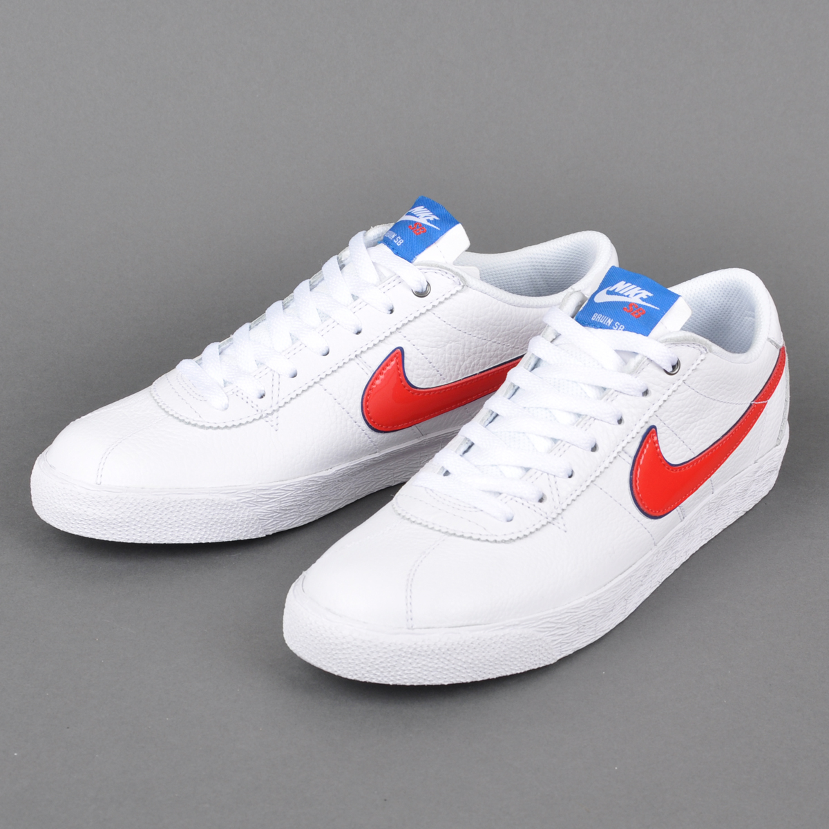 Nike Sb White And Red