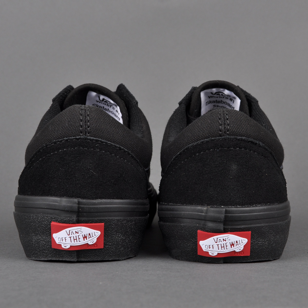 Vans Old Skool Pro Blackout