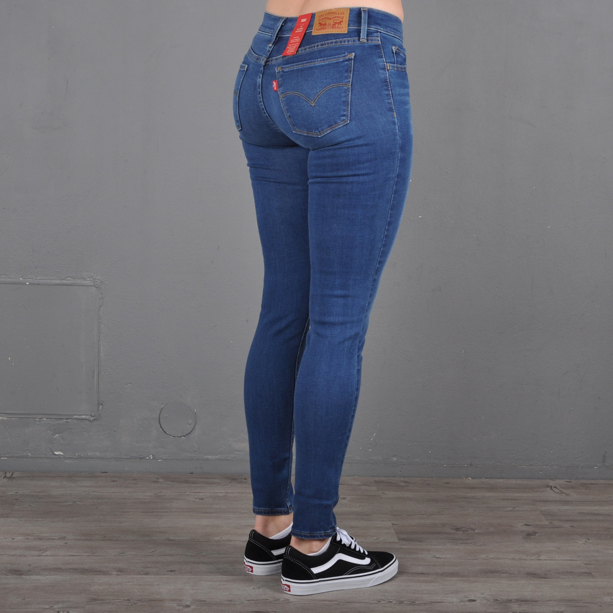 710 Super Skinny Jeans Have To Buy T Levis Secluded Echo 17778 0034 Size 29