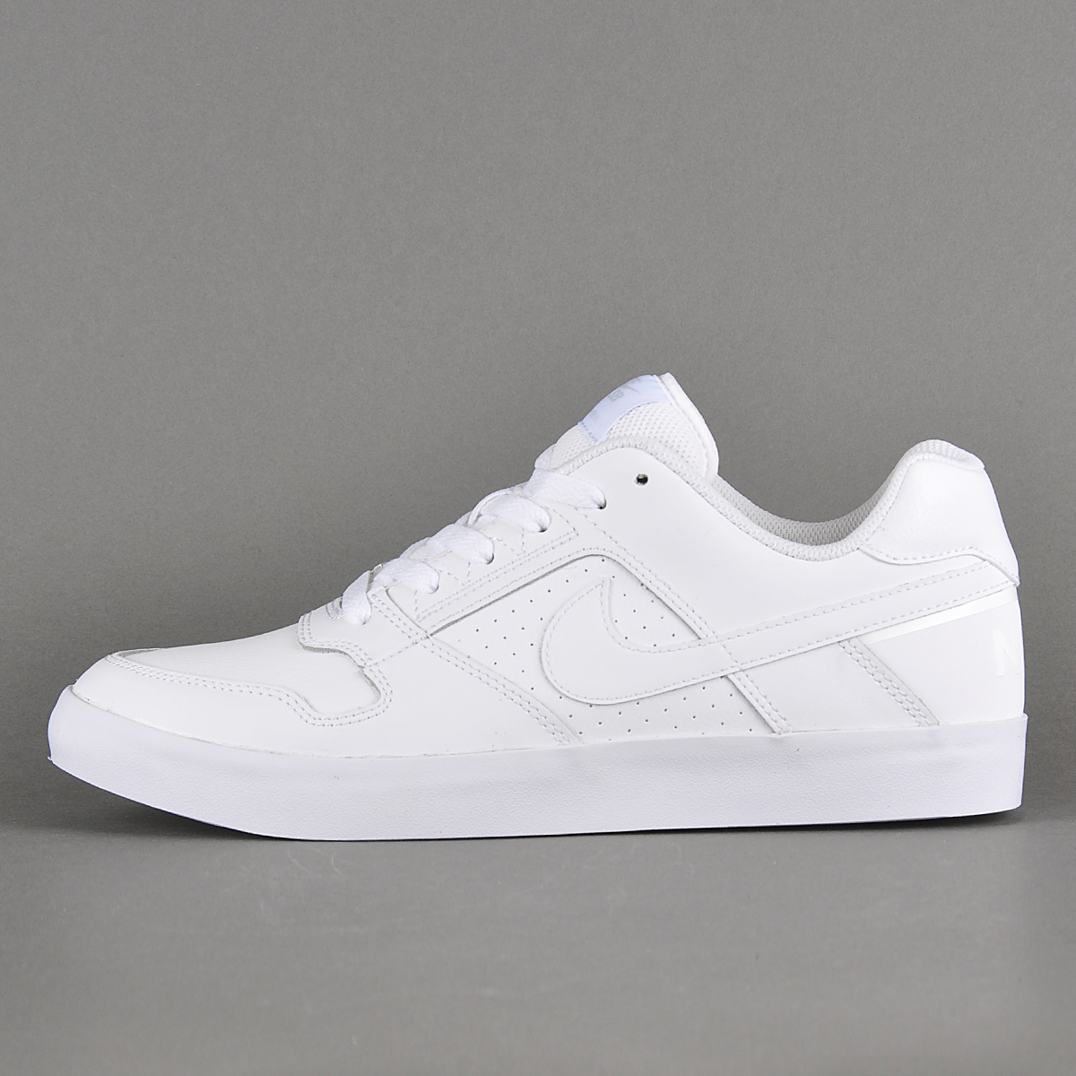 Sb Delta Force Vulc Shoe White White Nike