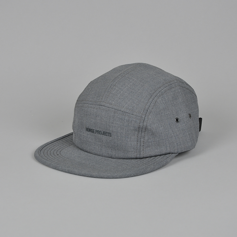 e6e838d437c Hats ». Norse Projects Light Wool Foldable 5-panel