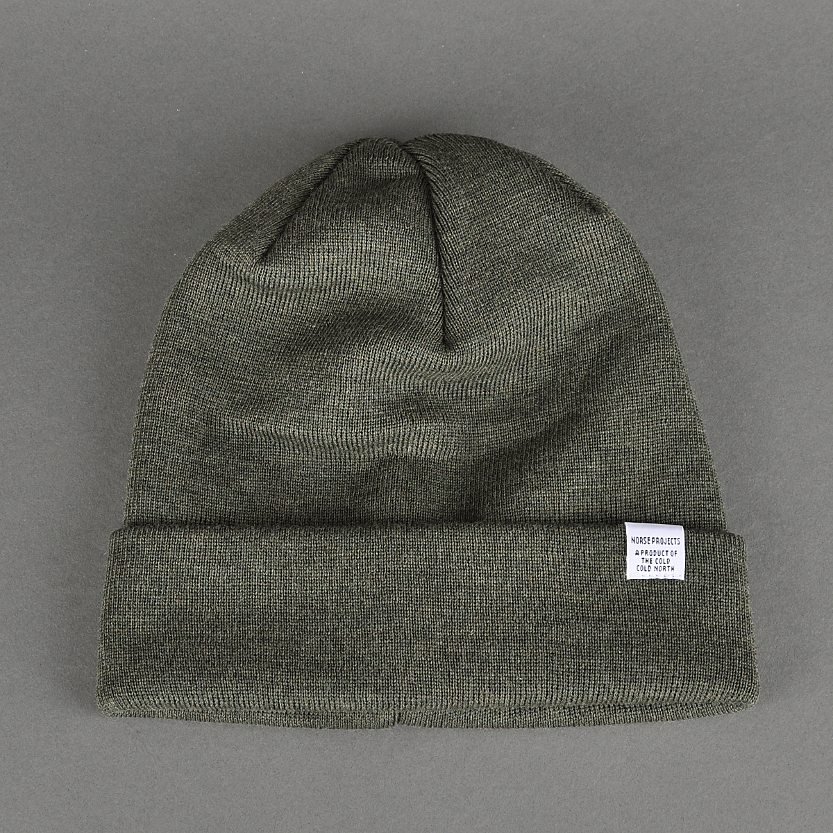 f7917eadd38 Norse Projects Top beanie