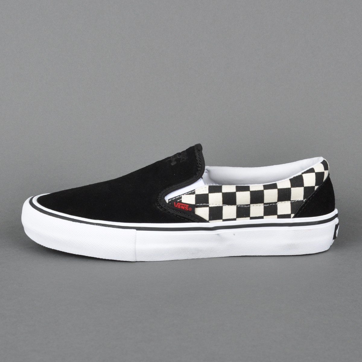 c9651bac735 vans slip on pro thrasher checker
