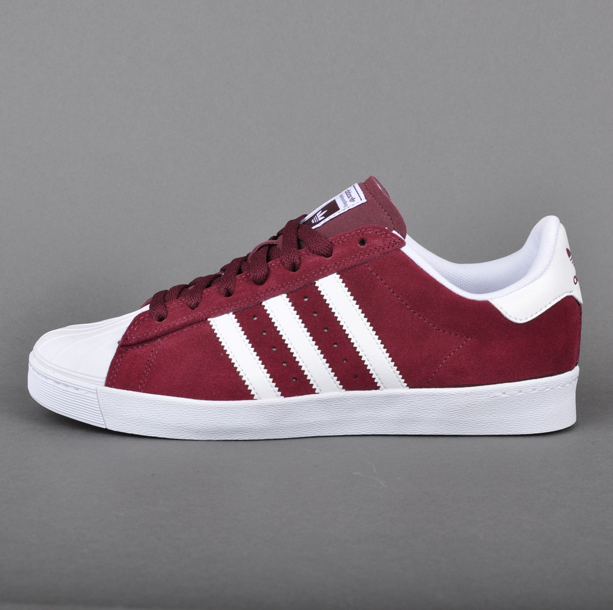 Cheap Adidas Men 's Superstar Vulc ADV Shoes Red Cheap Adidas Canada