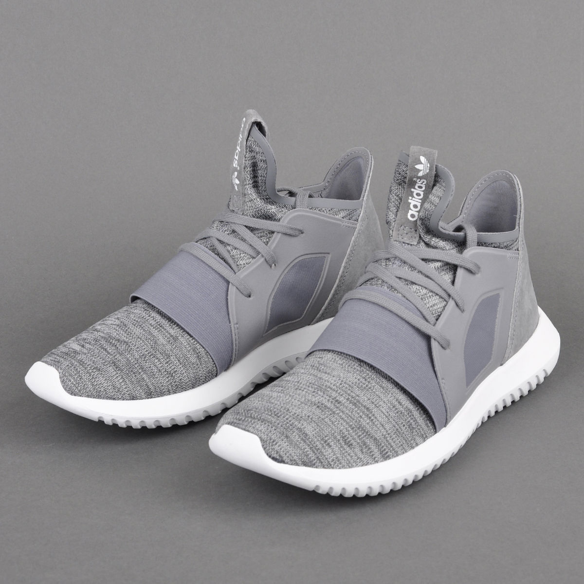 Adidas tubular women 's purple shoes