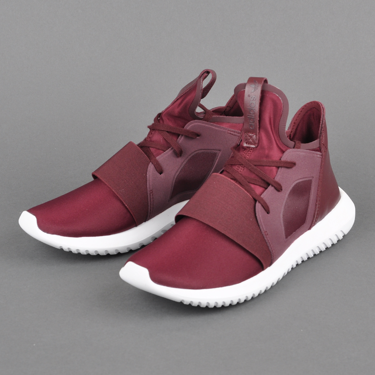 Adidas Tubular Defiant Red Womens