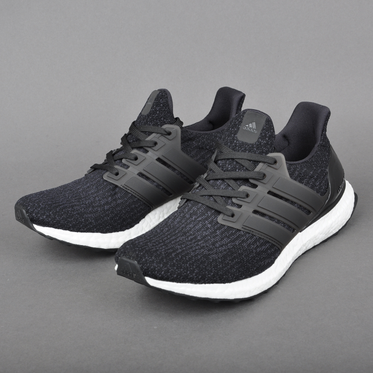 adidas Ultra Boost 3.0 Grey Black