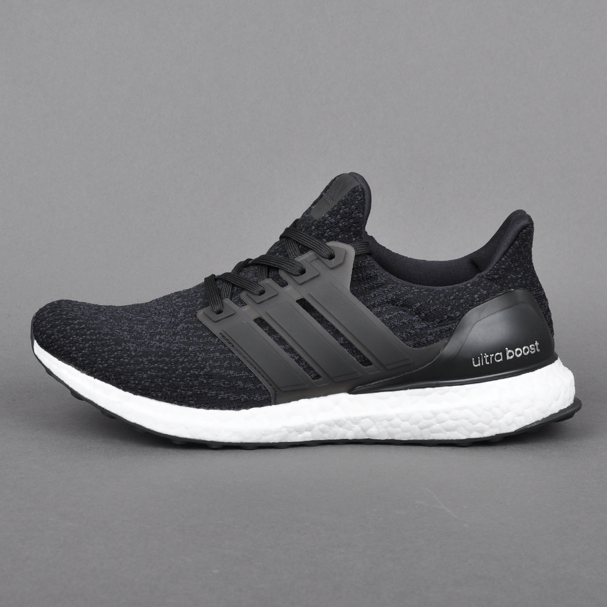 2017 adidas ultra boost 3 0 clear gray size 13 bb6059. Black Bedroom Furniture Sets. Home Design Ideas